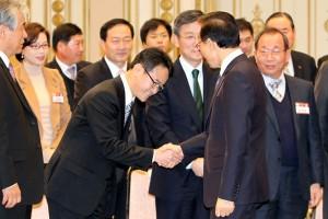 Επίσκεψη Αντιπροσώπου στην Κορέα