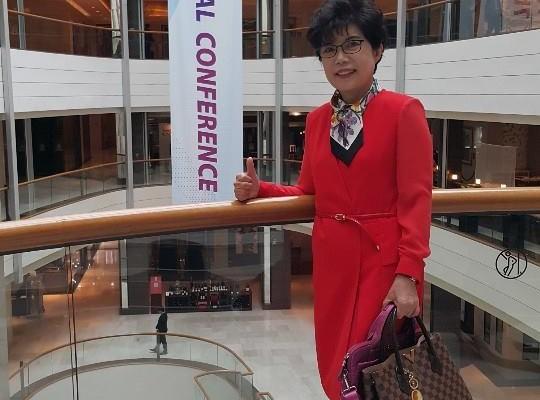 Επίσκεψη Mrs Choi στην αντιπροσωπεία της Ελλάδος